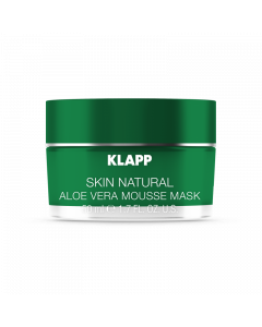 Skin Natural - Aloe Vera Mousse Mask