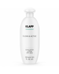 Clean & Active - Exfoliator Dry Skin