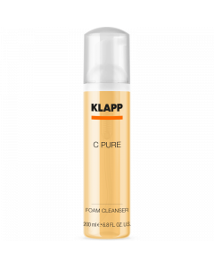 C Pure - Foam Cleanser