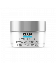 Hyaluronic - Day & Night Cream