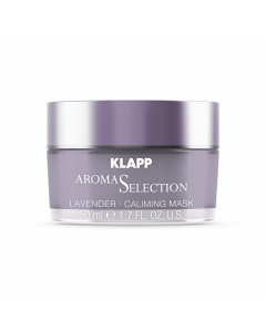 Aroma Selection - LAVENDER CALMING MASK