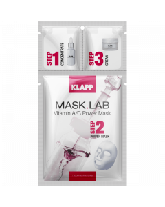 Mask Lab - VITAMIN A/C POWER MASK